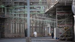 Das industrielle Herz verlangt nach Energie