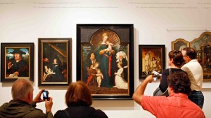 Darmstadt will Holbeins Madonna
