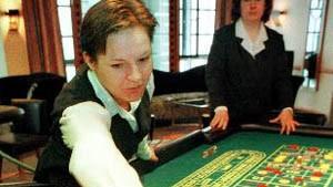 Morgens zur Arbeit, abends ins Casino