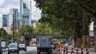 Hier muss man mit Wartezeiten rechnen: eine Auswahl der größten Sommerbaustellen in Frankfurt