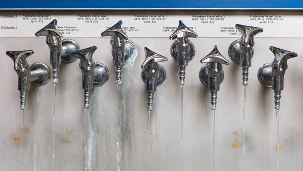 Kartellverfahren dämpfen Wasserpreise nicht