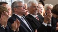 Gauck gratuliert der Goethe-Uni