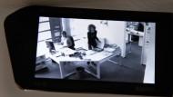 """""""Sich gegenseitig bespitzeln"""": private Videoüberwachung ist bei Datenschützern unbeliebt (Symbolfoto)"""