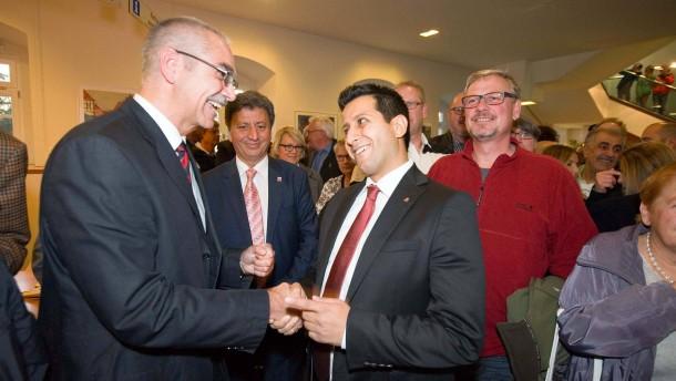 Heusenstamm: SPD-Mann neuer Rathauschef