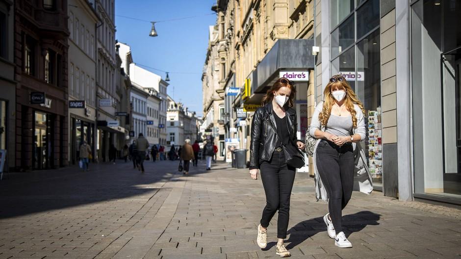 Aushängeschild mit Makel: Die Wiesbadener Fußgängerzone soll mit neuen Materialien aufgewertet werden.