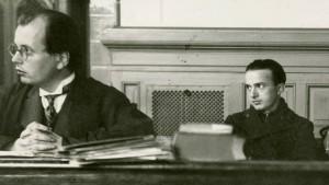 Als Hitler vor Gericht nervös wurde