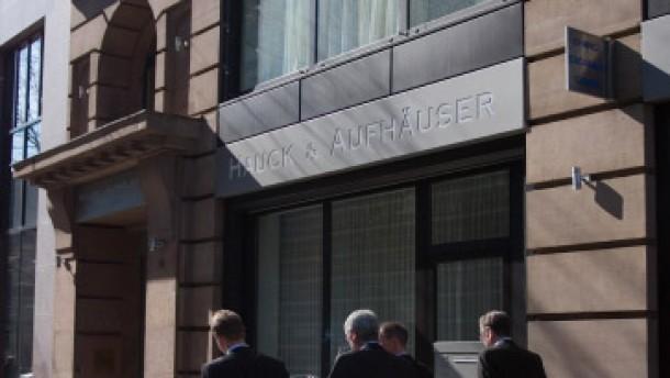 Hauck & Aufhäuser will in der Krise weiter wachsen