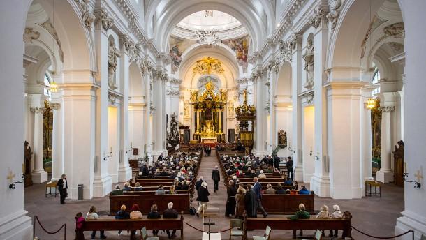 Bistum Fulda sagt alle öffentlichen Gottesdienste ab