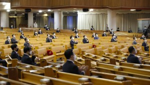 Kirchenpräsident: Abstand bleibt Akt der Nächstenliebe