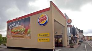 Diesmal glänzt es bei Burger King