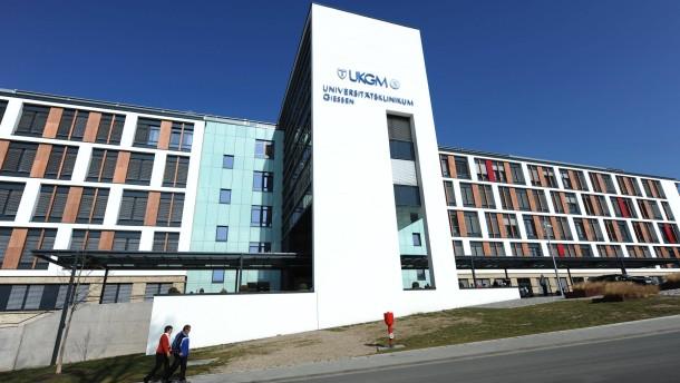 Minister haben Fragen zu Uni-Klinik Gießen und Marburg