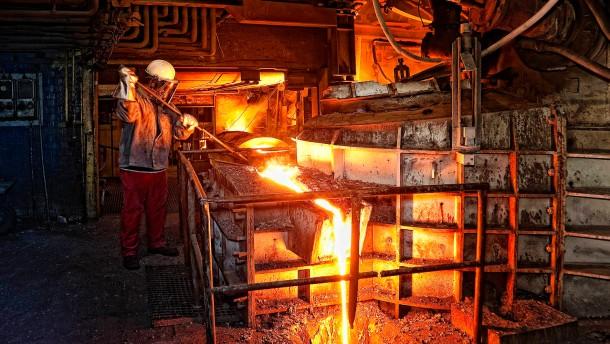 Ein ganz heißes Eisen