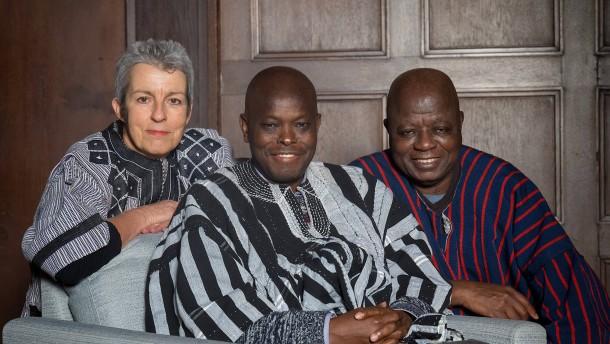 Meine 500 engsten afrikanischen Verwandten