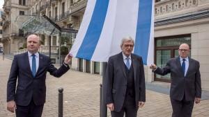 """Bouffier nennt Attacken auf jüdische Gemeinden """"unerträglich"""""""