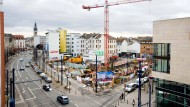 Klammes Offenbach: Auf der Suche nach neuen Finanzquellen ist die Stadt auf die Idee gekommen, Zweitwohnsitze zu besteuern