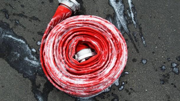Leiche nach Brand in Gartenhütte entdeckt