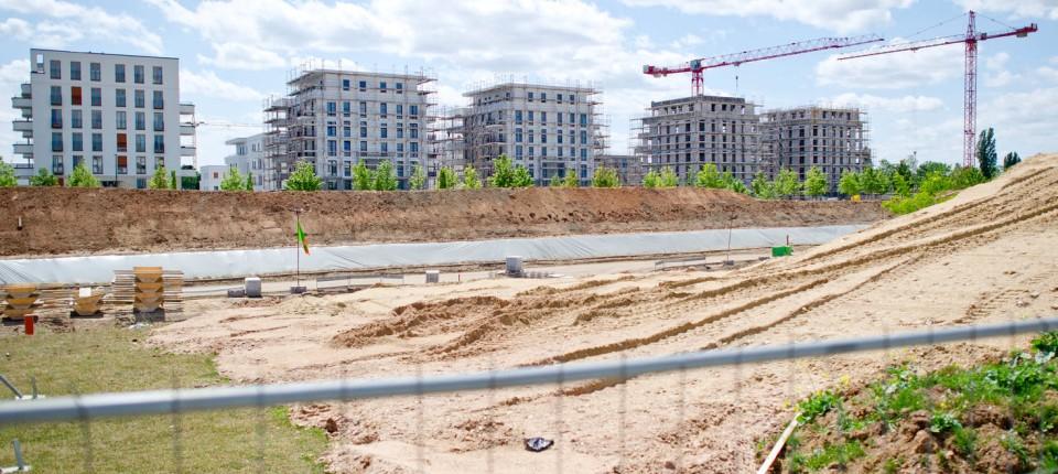 Mehr Wohnungen Im Europaviertel In Frankfurt