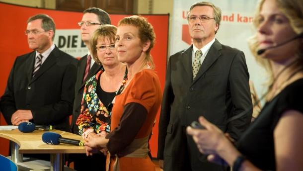 Sabine Leidig führt hessische Linke an
