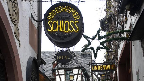 Auch Rüdesheim darf künftig Bettensteuer erheben