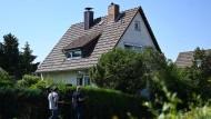 Unauffälliger Nachbar: Das Haus von Stephan E. in Kassel
