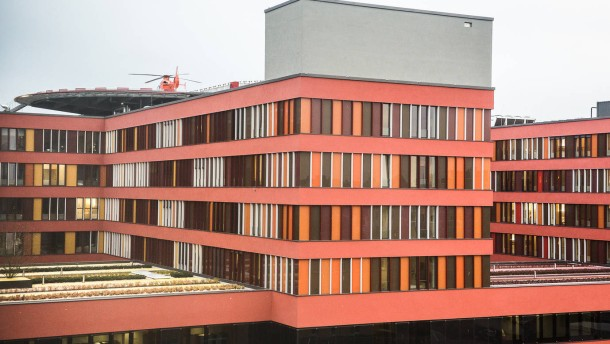Klinikum Offenbach - Das städtische Klinikum soll verkauft werden.