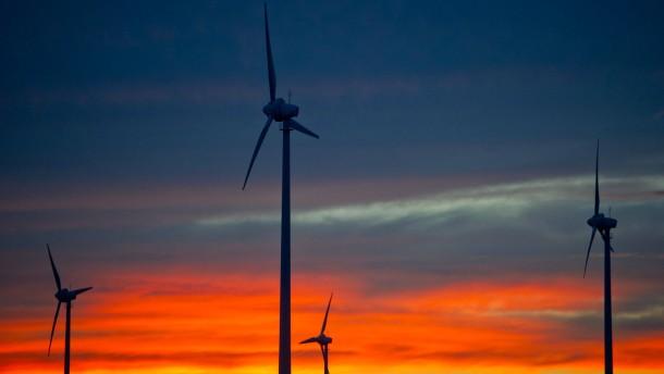 Friede den Windmühlen