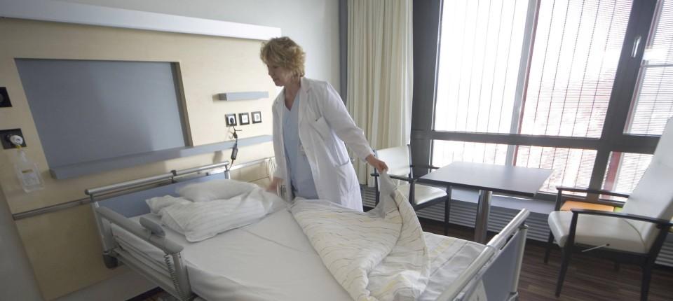 zusatzversicherung lohnt sich die privatstation On krankenhaus einzelzimmer