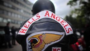 Hells Angels halten sich an Symbolverbot