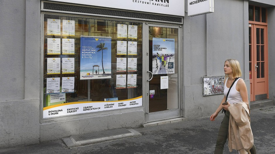 Wandel: Neckermann Reisen geht an türkischen Investor, die Filialen in Tschechien inklusive