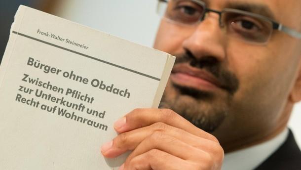 """Steinmeiers Dissertation ein """"Original"""""""