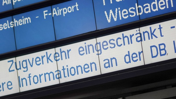 Bahn-Probleme in Mainz weiten sich aus