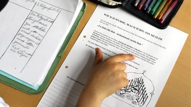 Islamischer Unterricht möglich
