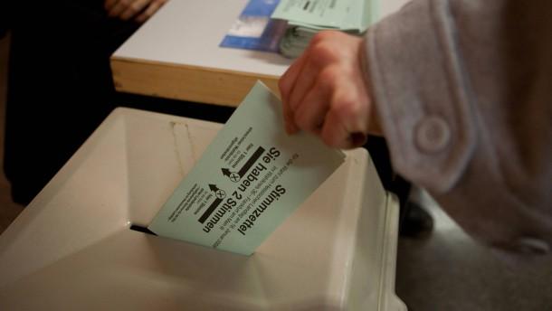Mehrheit der Hessen fühlt sich zu wenig politisch beteiligt