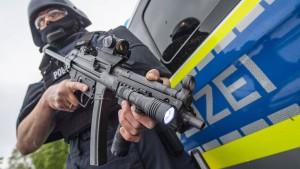 Hessens Polizei erprobt neue Ausrüstung
