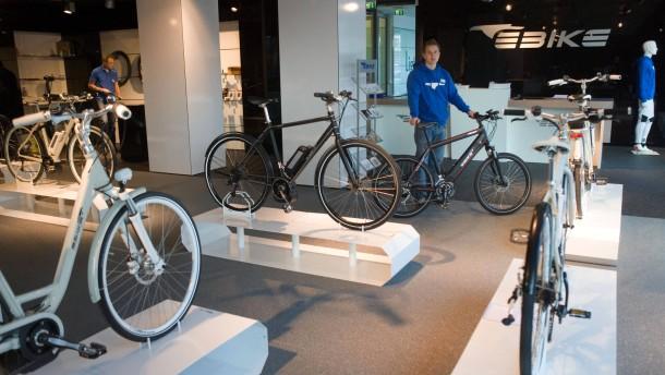 Eine Prise Schuhbeck und flotte E-Bikes