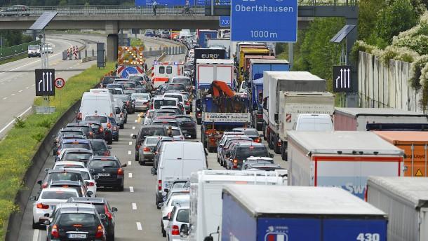 Verkehrsfluss durch bessere Abstimmung