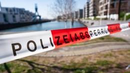 Mineralölhaltige Substanz im Hafen Offenbach