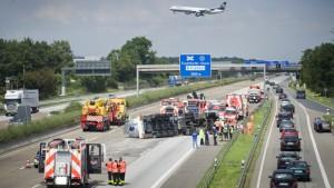 So wenige Tote wie nie auf Hessens Autobahnen