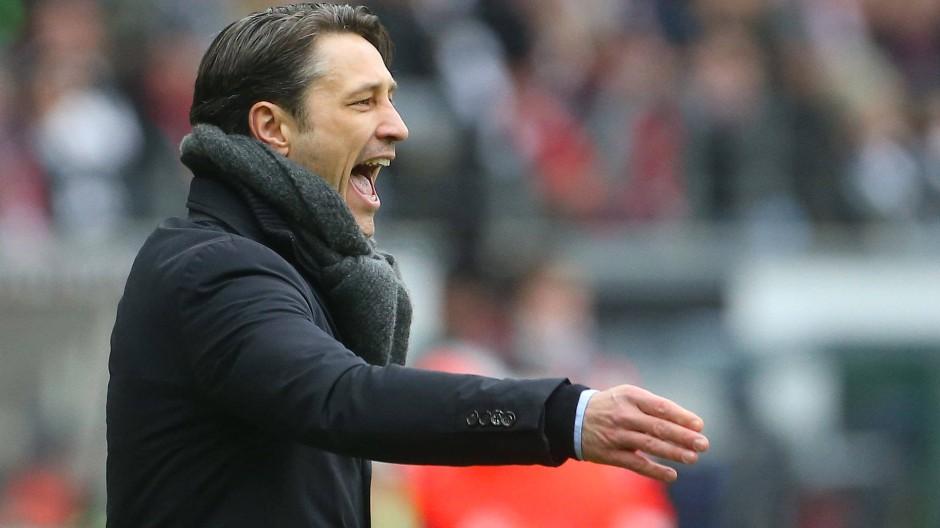 """""""Die Eintracht ist keine Weltklassemannschaft, sondern eine ordentliche"""": Trainer Niko Kovac"""