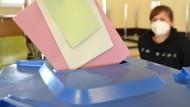 Abgestimmt: Zehntausende haben für die toten Kandidaten gestimmt  (Symbolbild)