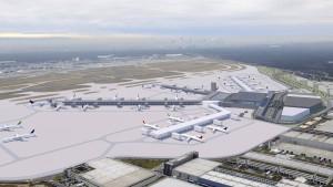 Lärmdeckel für Frankfurter Flughafen avisiert