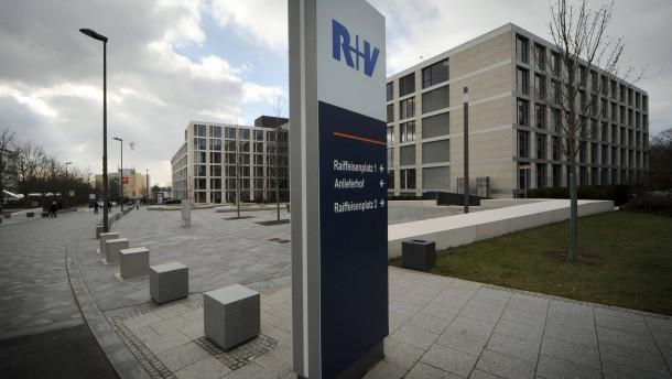 Wirtschaft in Wiesbaden: CSC Deutschland, RuV Versicherung und Kion Group - An der Abraham-Lincoln-Str. haben mehrere Unternehmen ihren Firmensitz