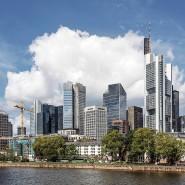 Mächtig, aber auch anfällig: der Finanzplatz Frankfurt