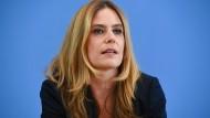 Ruft zu hoher Impfbereitschaft auf: Gießener Infektiologin Susanne Herold