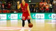 Spielt nächste Saison nicht mehr für Gießen: Karsten Tadda
