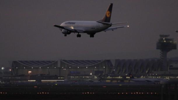 Zusätzliche Nachtflüge nach Ende des Flugverbots