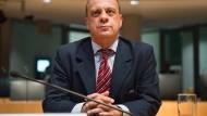 Hört auf: der Bundestagsabgeordnete Michael Hartmann (SPD)