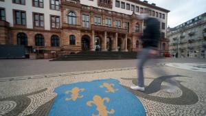 Schwarzer Peter in Wiesbaden
