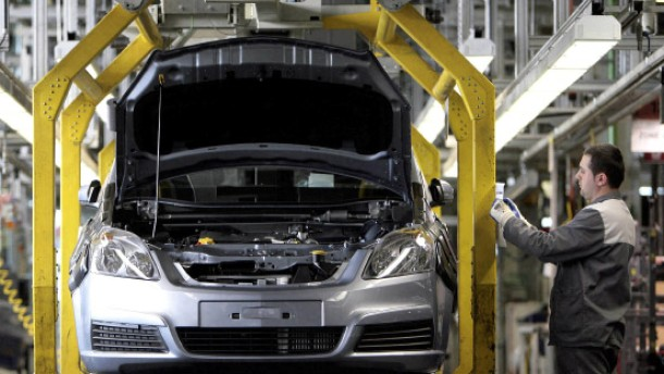 Opel macht Verlust nach Plan