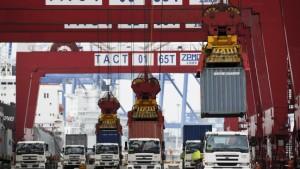Brückenkopf zwischen China und Frankfurt